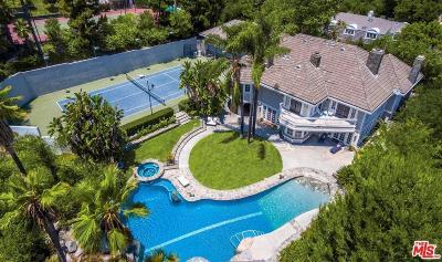 Pacific Palisades Single Family Home For Sale: 17536 Camino De Yatasto