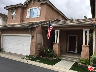 Simi Valley Single Family Home For Sale: 1679 Sunbeam Lane