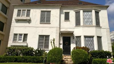 Beverly Hills Rental For Rent: 133 South Reeves Drive #C