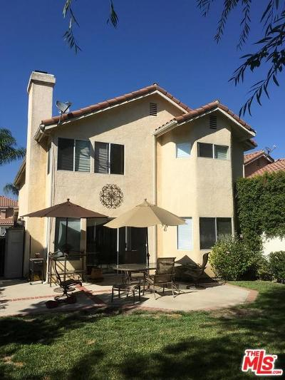 Calabasas Single Family Home For Sale: 24726 Via Madera