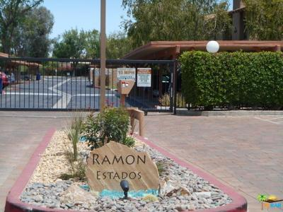 Palm Springs Condo/Townhouse For Sale: 1050 East Ramon Road #83