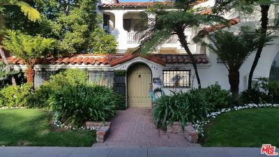 Beverly Hills Rental For Rent: 242 South Spalding Drive #242