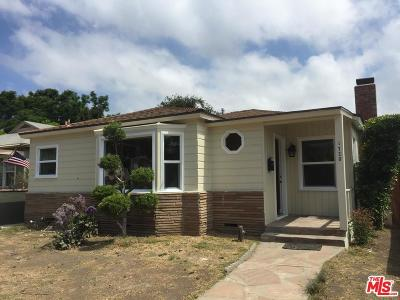 Los Angeles CA Single Family Home For Sale: $1,149,000