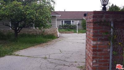 Single Family Home For Sale: 4939 Encino Avenue