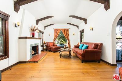 Los Angeles CA Single Family Home For Sale: $640,000