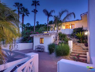 Palm Springs Single Family Home For Sale: 231 West El Camino Way