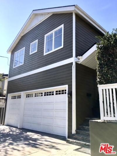 Pacific Palisades Single Family Home For Sale: 933 Bienveneda Avenue