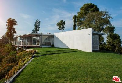 Sunset Strip - Hollywood Hills West (C03) Single Family Home For Sale: 2460 Sunset Plaza Drive