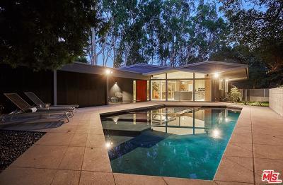 Pasadena Single Family Home For Sale: 1450 El Mirador Drive