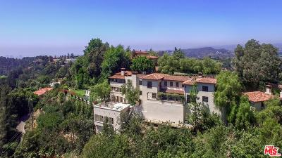Beverly Hills Single Family Home For Sale: 2670 Bowmont Drive