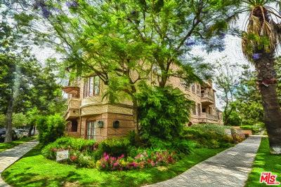 Beverly Hills Condo/Townhouse For Sale: 235 South Gale Drive #204