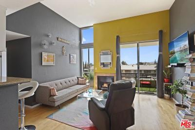 Los Angeles Condo/Townhouse For Sale: 4567 Lexington Avenue #204