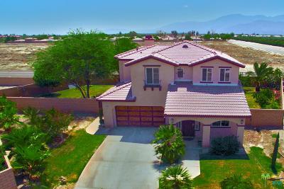 Coachella Single Family Home For Sale: 84559 Via Santiago