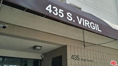 Los Angeles Condo/Townhouse For Sale: 435 South Virgil Avenue #314