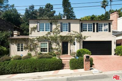Beverly Hills Single Family Home For Sale: 9624 Heather Road