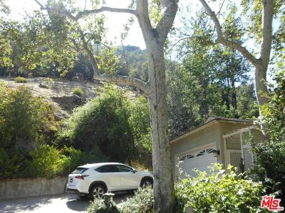 Los Angeles County Single Family Home For Sale: 2621 Mandeville Canyon Road