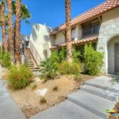 Palm Springs Condo/Townhouse For Sale: 345 West Mariscal Road
