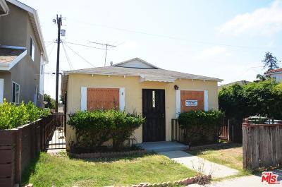 Culver City Single Family Home For Sale: 11902 Culver Drive