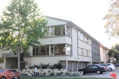Santa Monica Condo/Townhouse For Sale: 629 Idaho Avenue #8