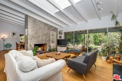 Pacific Palisades Single Family Home For Sale: 1362 Marinette Road