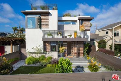 Venice Single Family Home For Sale: 3108 Yale Avenue