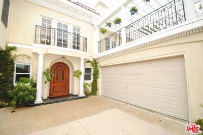 Sunset Strip - Hollywood Hills West (C03), Beverly Hills (C01), Beverly Hills Post Office (C02), Bel Air - Holmby Hills (C04) Rental For Rent: 7357 Franklin Avenue #B