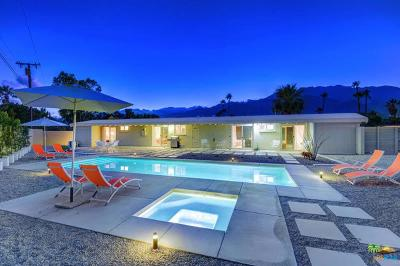 Palm Springs Rental For Rent: 2290 North Cerritos Drive