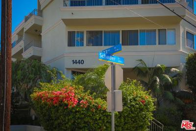 Santa Monica Condo/Townhouse For Sale: 1440 23rd Street #313