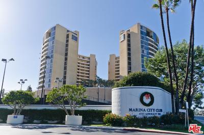 Marina Del Rey Condo/Townhouse For Sale: 4314 Marina City Dr #216