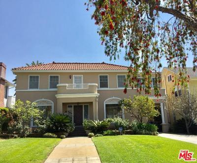 Los Angeles Single Family Home For Sale: 2208 Wellington Road