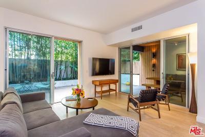 Los Angeles County Condo/Townhouse For Sale: 855 North Croft Avenue #105