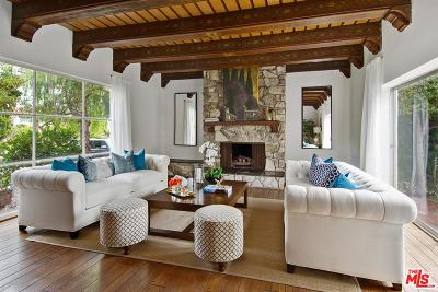 Beverly Hills Single Family Home For Sale: 611 North Hillcrest Road
