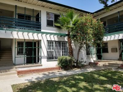 Los Angeles Condo/Townhouse For Sale: 5609 Clemson Street
