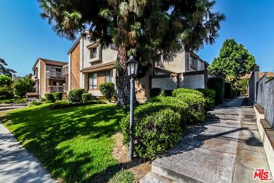 Arcadia Condo/Townhouse For Sale: 825 South Golden West Avenue #6