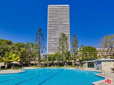 Los Angeles Condo/Townhouse For Sale: 800 West 1st Street #602