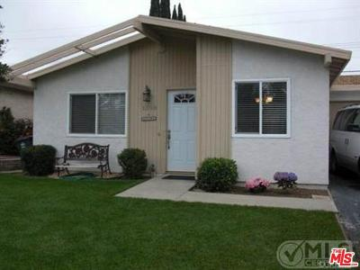 Simi Valley Single Family Home For Sale: 1590 Moreno Drive
