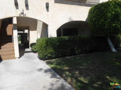 Palm Springs Condo/Townhouse For Sale: 200 East Racquet Club Road #53