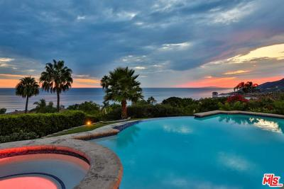 Malibu Single Family Home For Sale: 5618 Sea View Drive