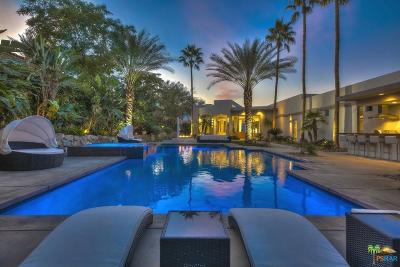 Rancho Mirage Single Family Home For Sale: 1 Mirada Circle