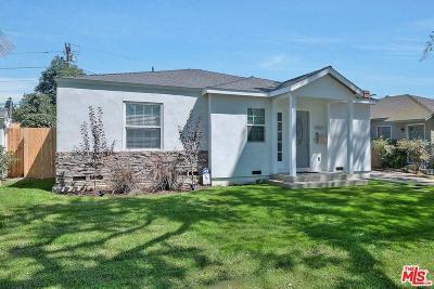 Culver City Single Family Home For Sale: 4060 Minerva Avenue
