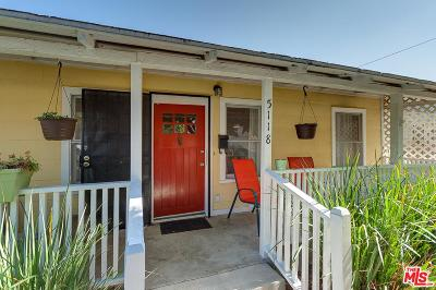 Los Angeles Single Family Home For Sale: 5118 Granada Street
