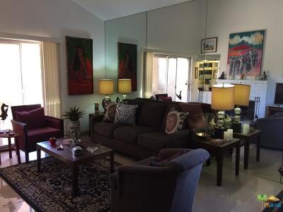 Palm Springs Condo/Townhouse For Sale: 280 South Avenida Caballeros #236