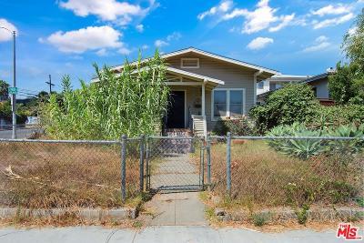 Venice Single Family Home For Sale: 701 Vernon Avenue