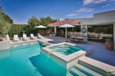Rancho Mirage Single Family Home For Sale: 70 Princeton Drive