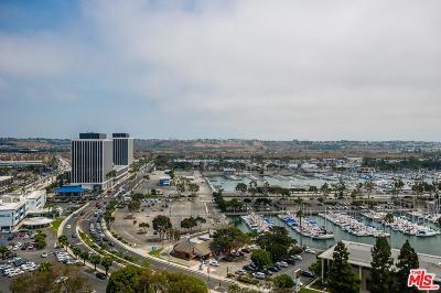 Venice Condo/Townhouse For Sale: 13600 Marina Pointe Drive #1707
