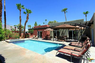 Palm Springs Rental For Rent: 1637 East Mel Avenue