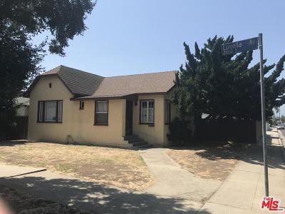 Venice Single Family Home For Sale: 2001 Louella Avenue