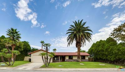 Palm Springs Single Family Home For Sale: 850 North Calle Quetzal