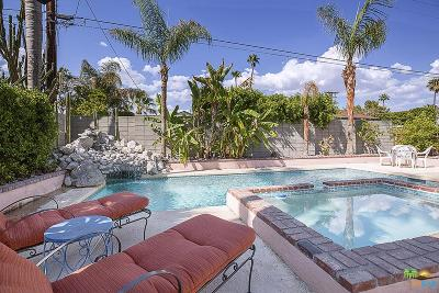 Palm Springs Single Family Home For Sale: 1386 East Buena Vista Drive