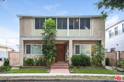 Culver City Single Family Home For Sale: 4236 Tuller Avenue